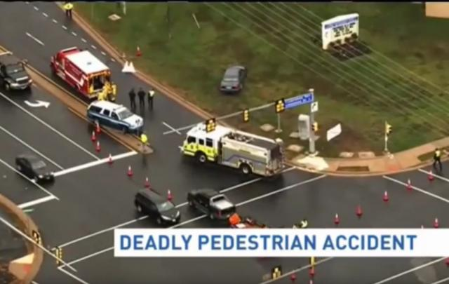 Ethiopian man dies after being hit by car on way to work