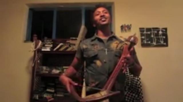 Ethiopian Scales With Ertibu Solomon