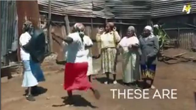 Meet Kenya's Karate Grannies, the women who fight off sex attackers in the slums of Nairobi
