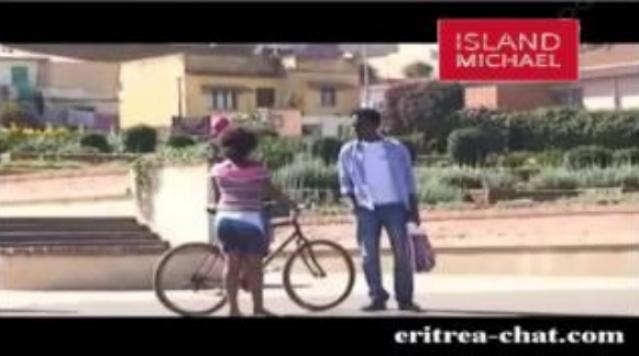 Eritrean comedy - Bicycle Prank
