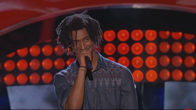 Watch this amazing Ethiopian singer  Menlik Zergabachew on The Voice Blind Audition