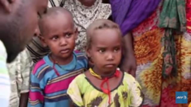 Child malnutrition reaches grim levels after Ethiopia drought - AFP News