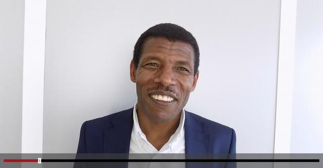 "Haile Gebrselassie: ""As an African...democracy is a luxury"""