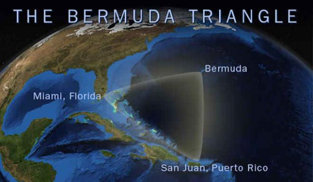 Ethiopia: Detail about Bermuda Triangle - Amharic