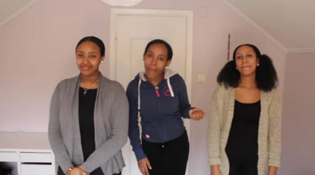 Black Girls vs White Girls! - Comedy by Eritrean Girls
