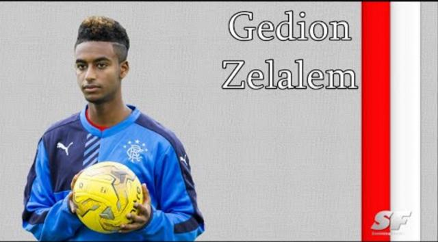 Gedion Zelalem | Highlights | 2015/2016 | Rangers