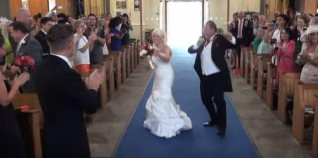 Best Wedding Entrance Dance Ever!