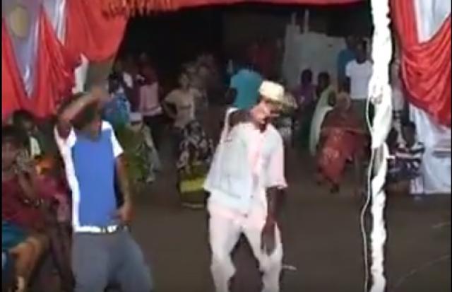 Ethiopia - Funny Dance in Wedding Ceremony