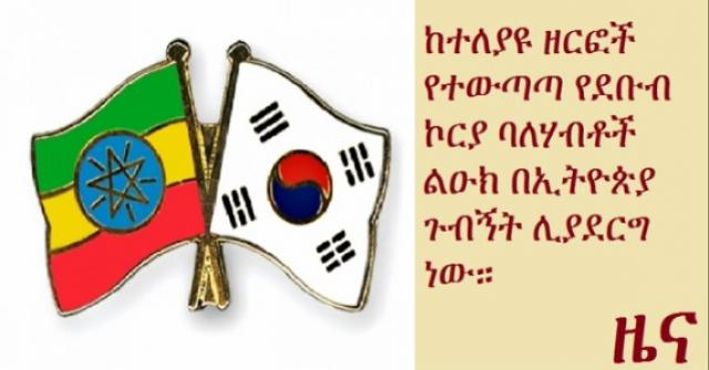 Korean economic delegation to visit Ethiopia