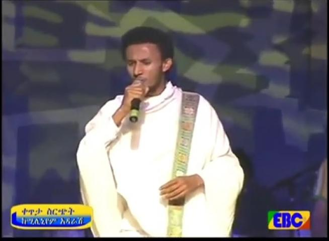 Balageru Idol 2015 winner Dawit Tsige's Best Performance