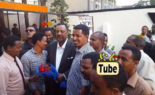 Ephrem Tamiru Album Signing in Addis Ababa