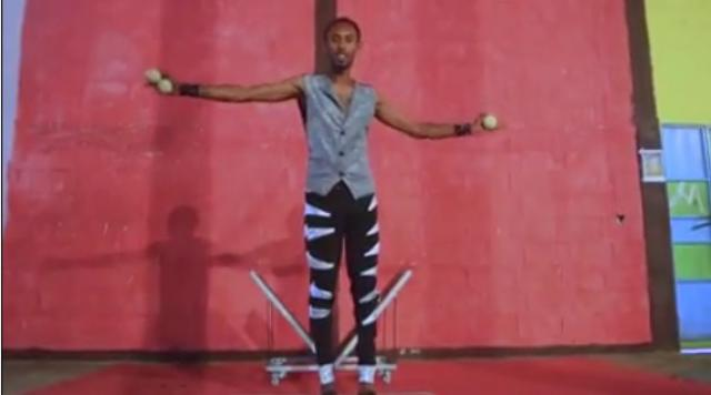I.J.A  tricks of the month March 2016 - Ethiopia by Nhatty