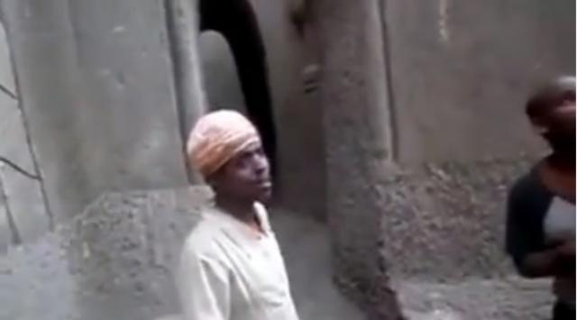 Yet another rock hewn churches in Ethioipa