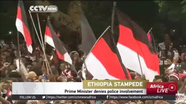 Prime Minister Hailemariam Desalegn denies police involvement in Ethiopia's stampede