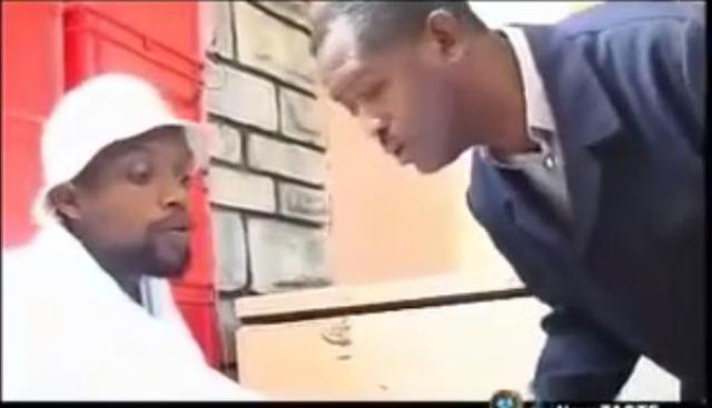 Bewketu Seyoum and Comedian Dereje Haile - Ethiopian Comedy