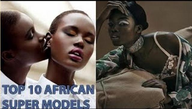 Top 10 World Famous African Super Models