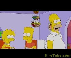 The Simpson's - The Ethiopian Moment - Very Funny