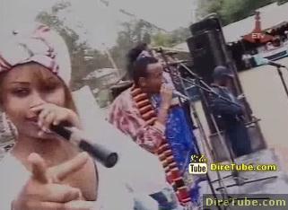 Tigist Weyeso - Rocking the Eid holiday in Jimma - [HOT]