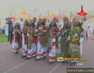 Ethiopian News - Nationalities day colorfully celebrated in Addis Ababa
