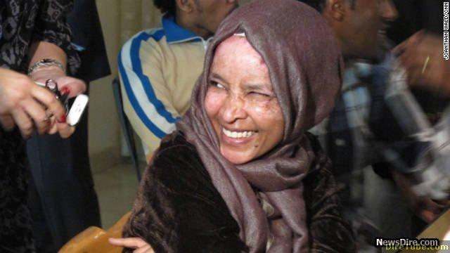 CNN - Smiling nanny recovering from Gadhafi family's burns