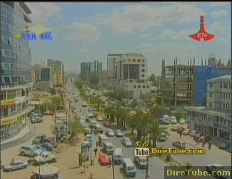 Addis TV - The City of Addis Ababa and Best Views