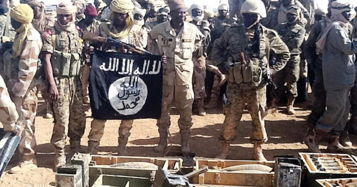 Unmarried couple stoned to death by extremists in Mali