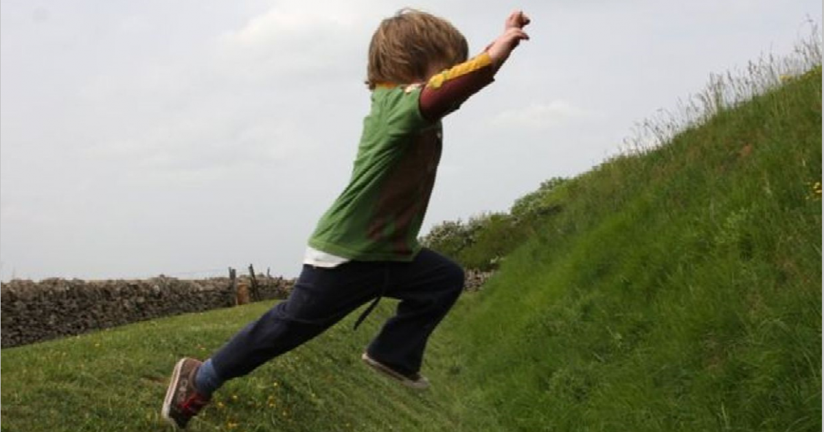 Children 'exercise less as they get older'
