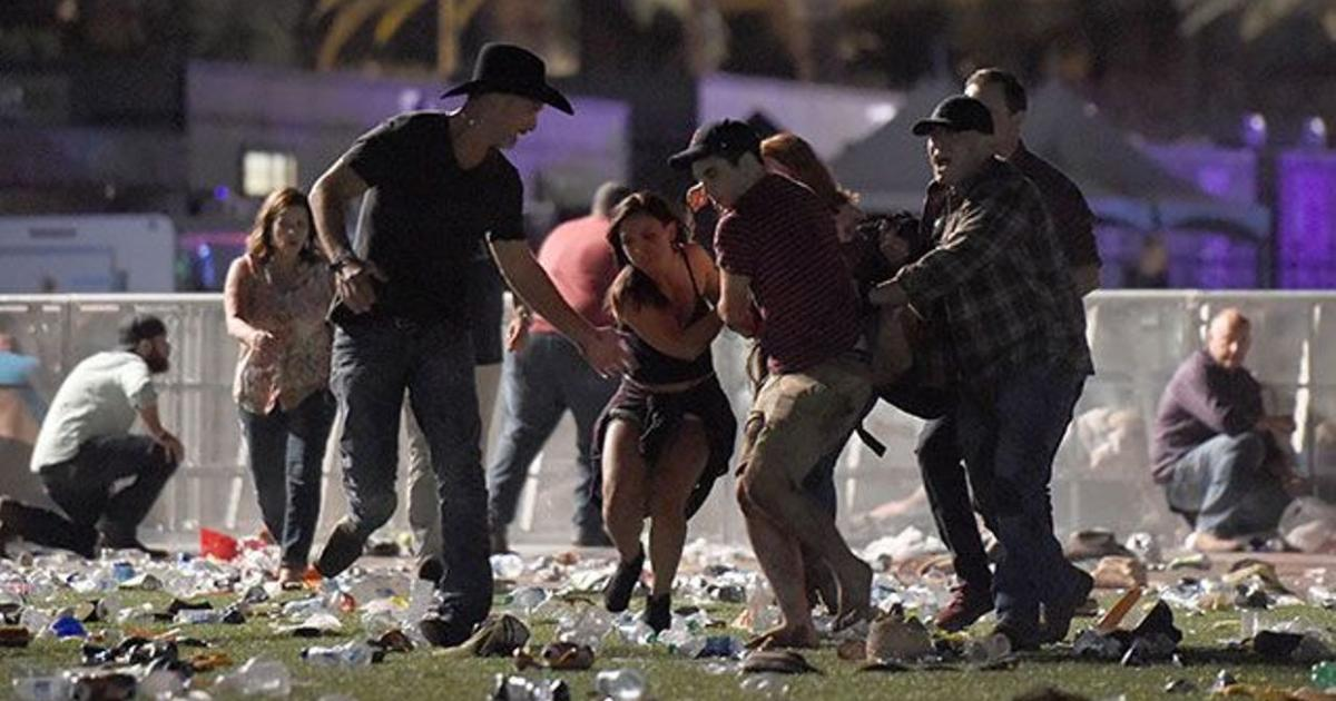 50 dead, 200 injured as gunman opens fire at Las Vegas music festival