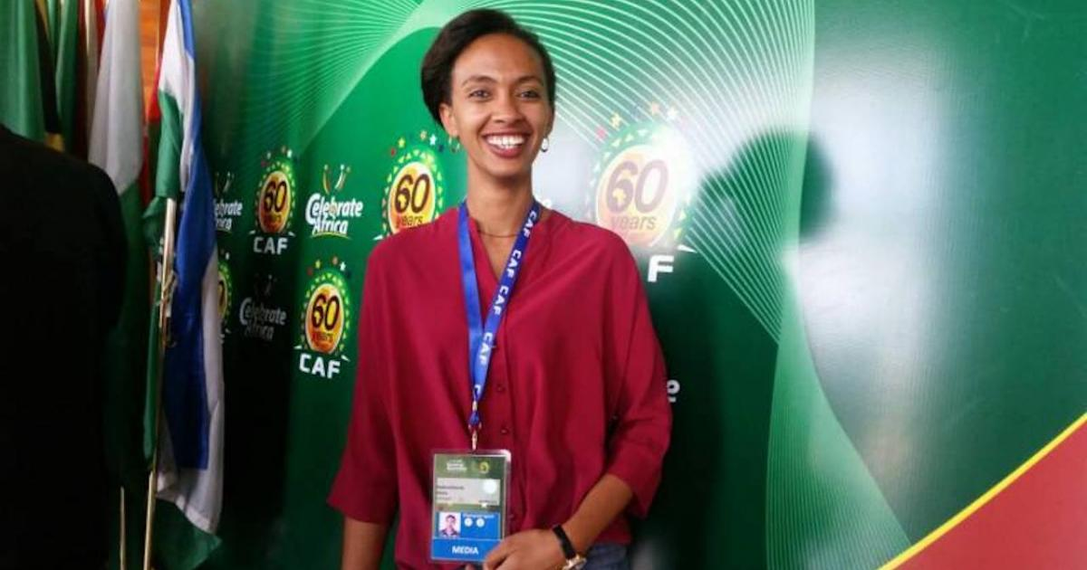Beginning a new chapter: Ethiopian Sport Journalists Association elects female vice president for the first time