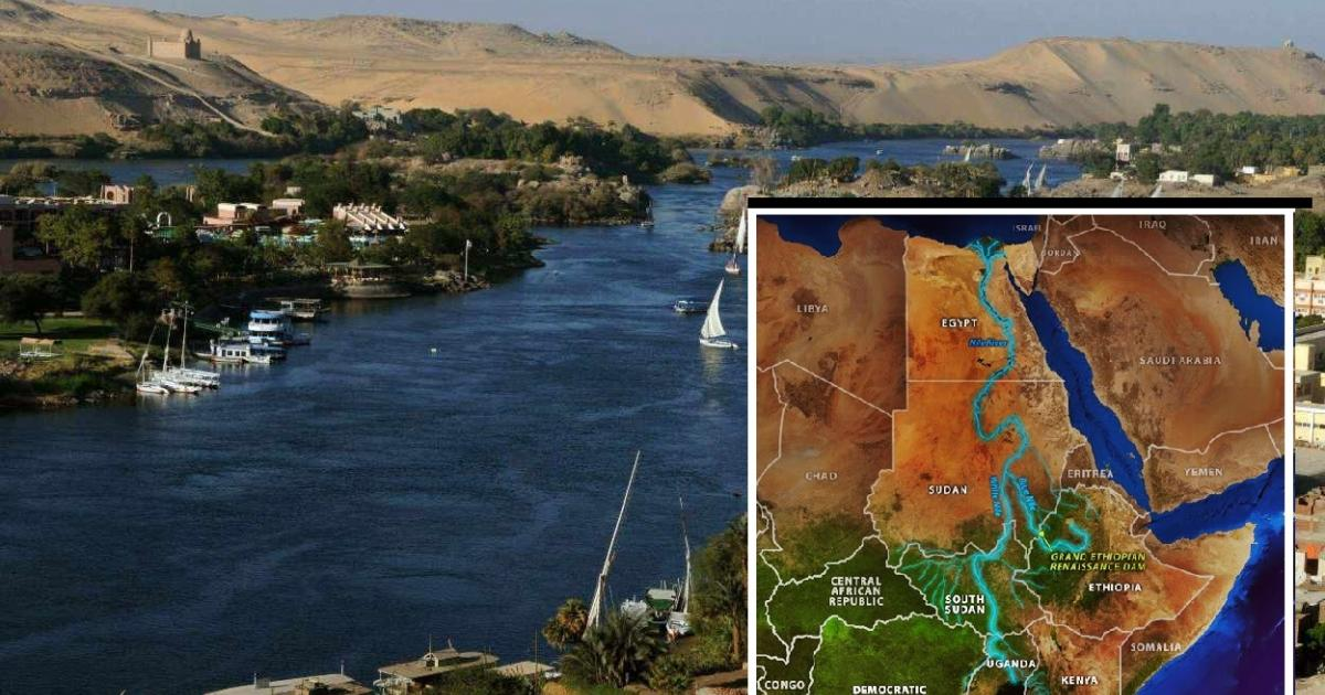 Nile basin countries to discuss water shares