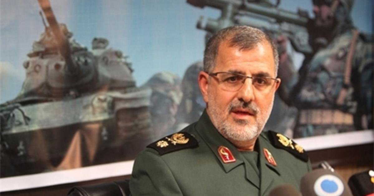 Iran Ready To Give U.S. 'Slap In The Face'
