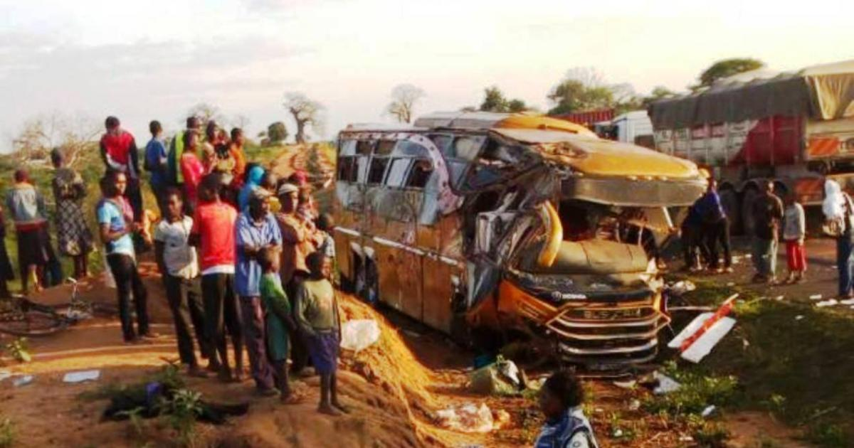 27 killed in Kenya road accident
