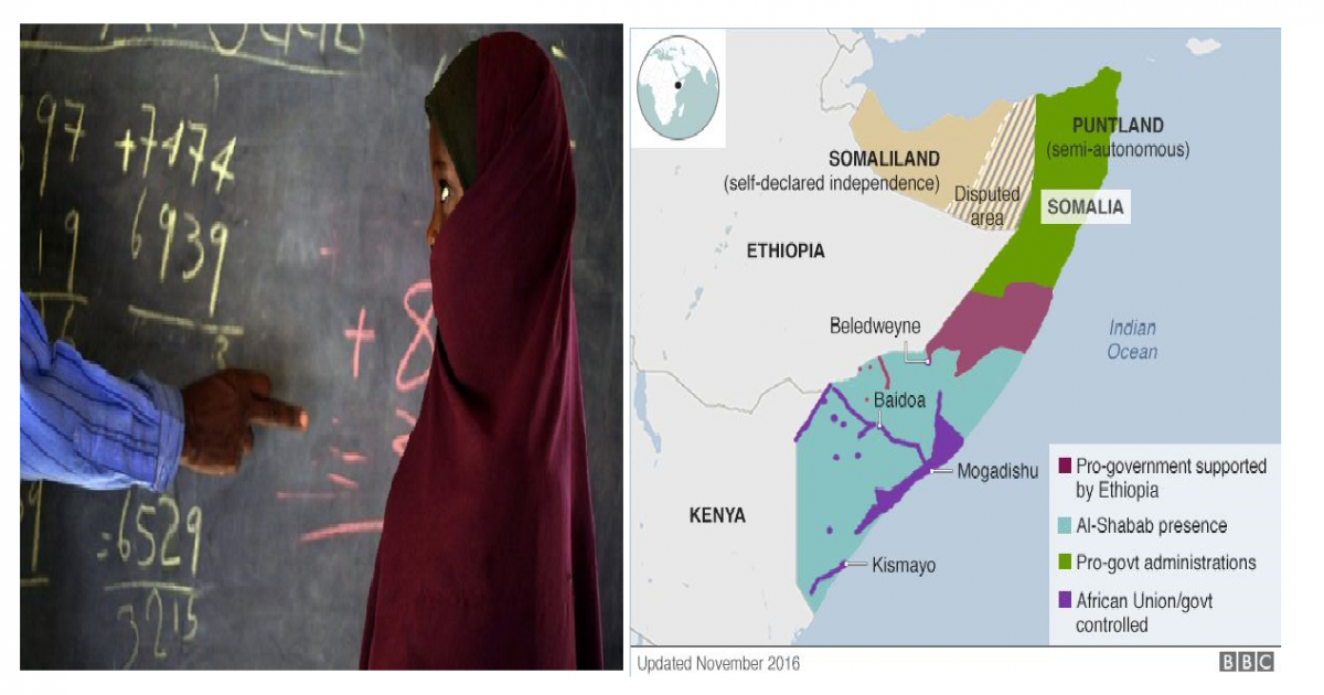 Somali schoolteachers arrested for 'al-Shabab meetings'