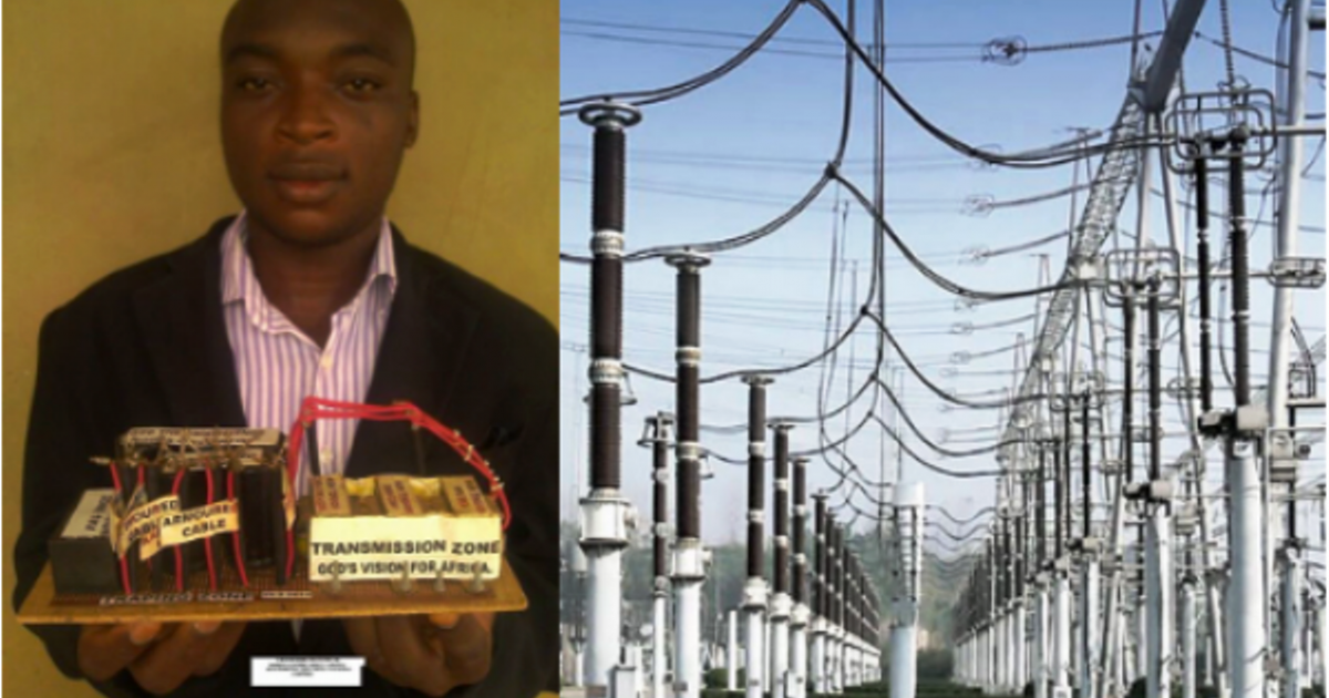 Nigerian Scientist Invents Device That Can Supply Th...