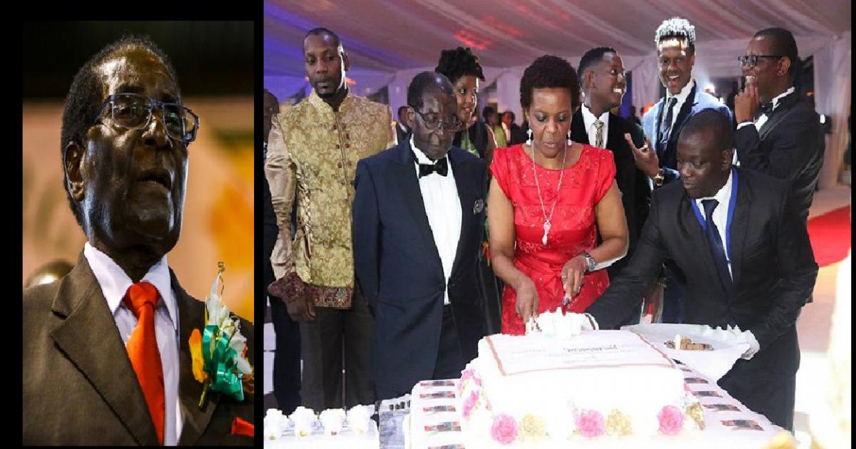 Zimbabwe declares holiday on Mugabe's birthday