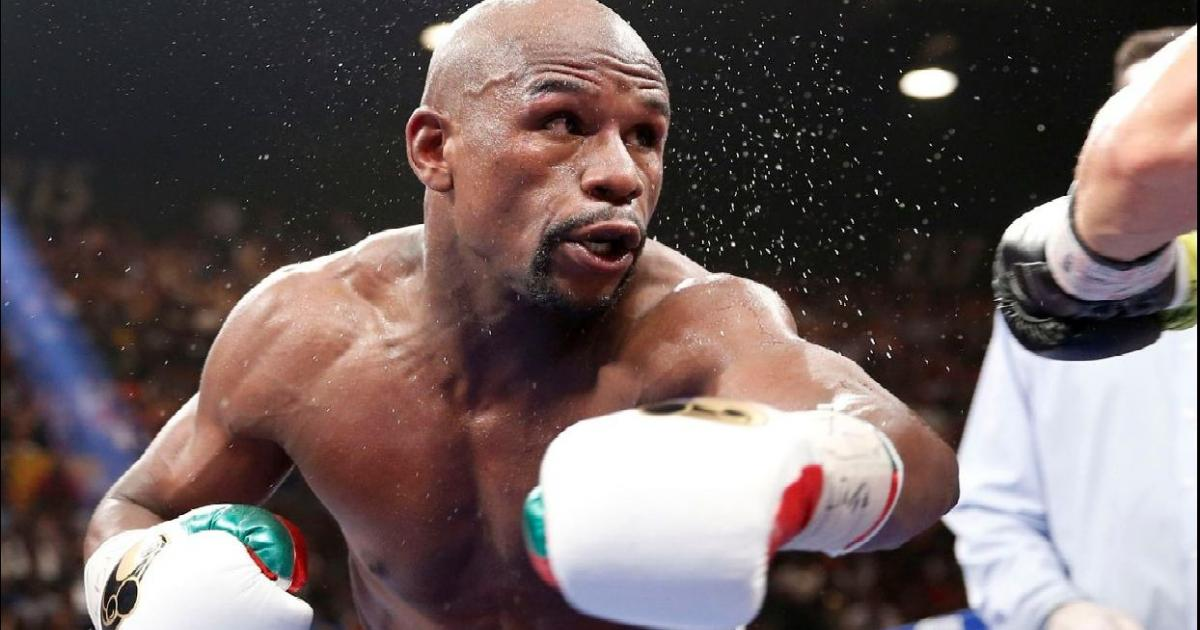 Only 2 Iconic Athletes Have Made More Money Than Floyd Mayweather