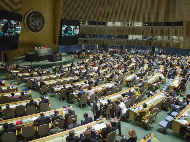 Ethiopia, Sweden, Bolivia and Kazakhstan elected to Security Council