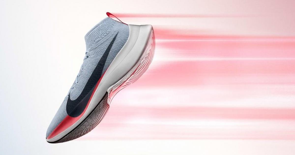 Breaking2: high-tech shoe for Nike's bid to break the two-hour marathon