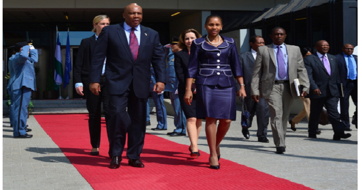 Lesotho's King arrives in Ethiopia to boost ties