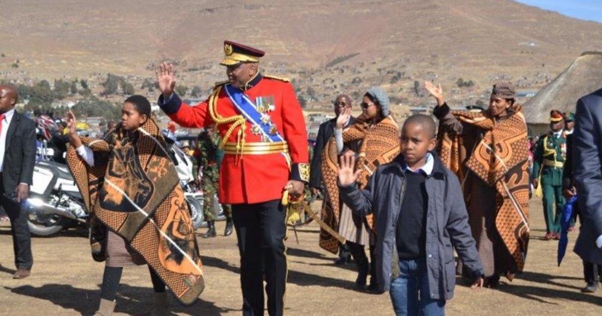 Lesotho's King to Visit Ethiopia