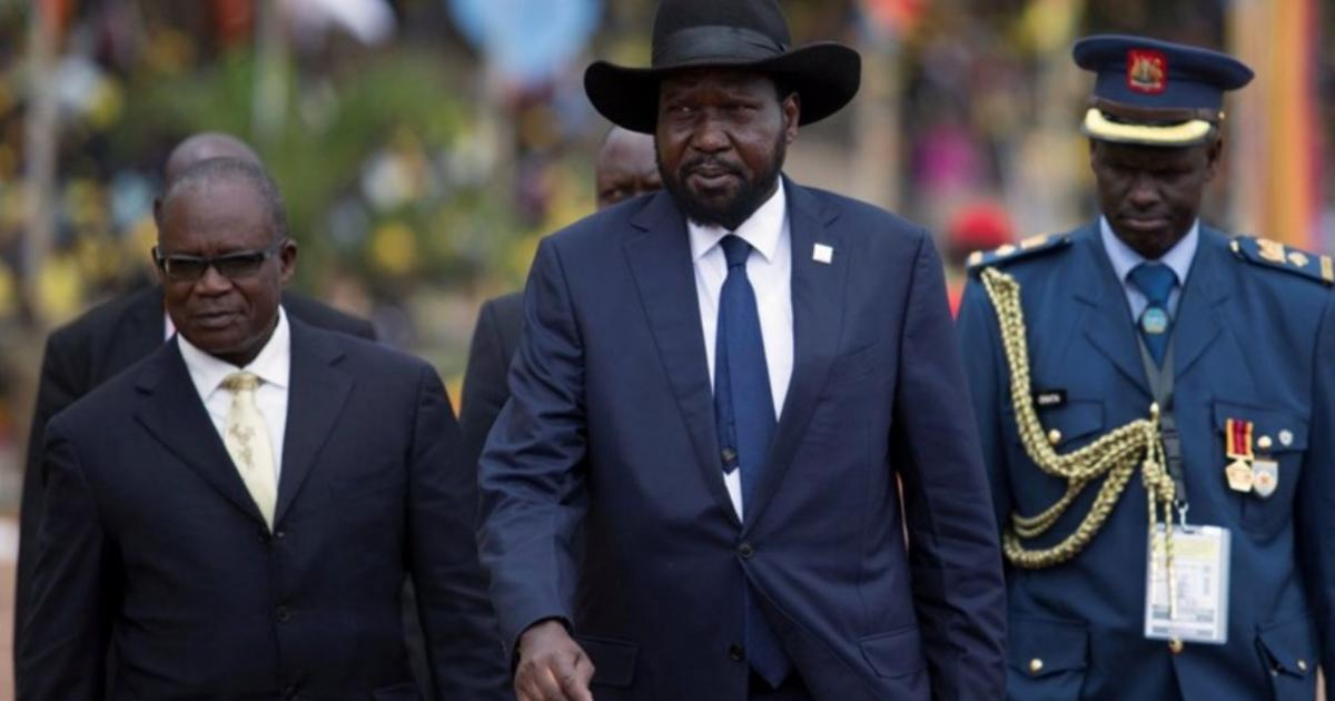 Egypt provides South Sudan with arms and ammunition:...