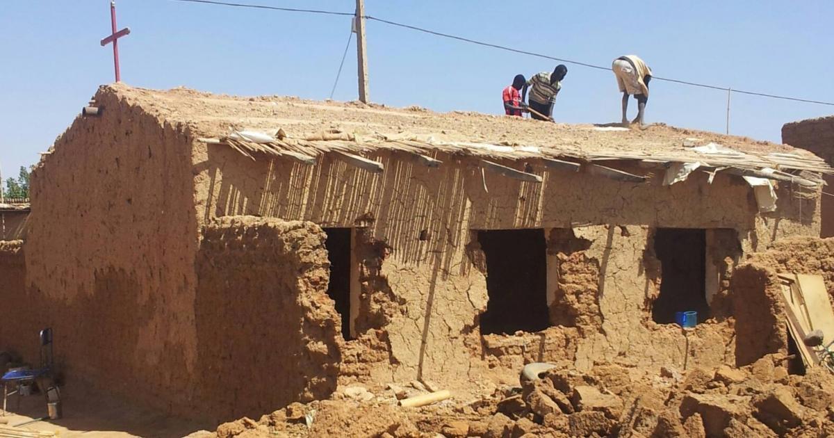 Sudanese authorities demolish Church outside Khartoum