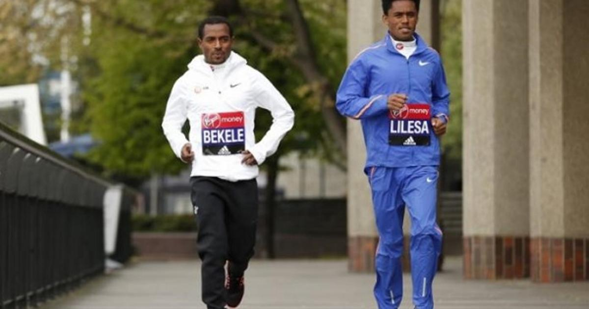 Ethiopian Officials Hit Back at Olympic Athlete Planning London Marathon Protest