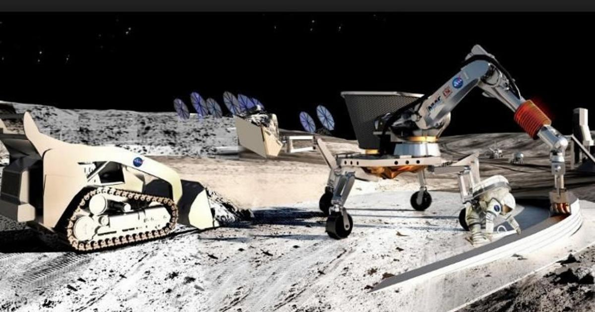 ESA-backed scheme eyes lunar villages by 2030, families by 2050