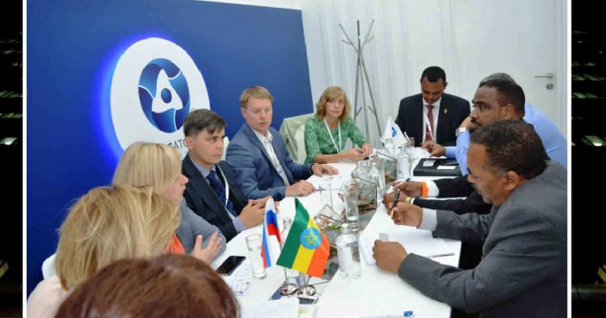 Russia and Ethiopia sign MoU on cooperation in peaceful uses of atomic energy