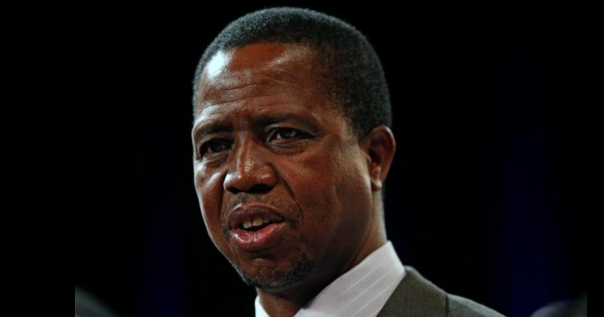 Zambia's president to seek parliament backing for state of emergency