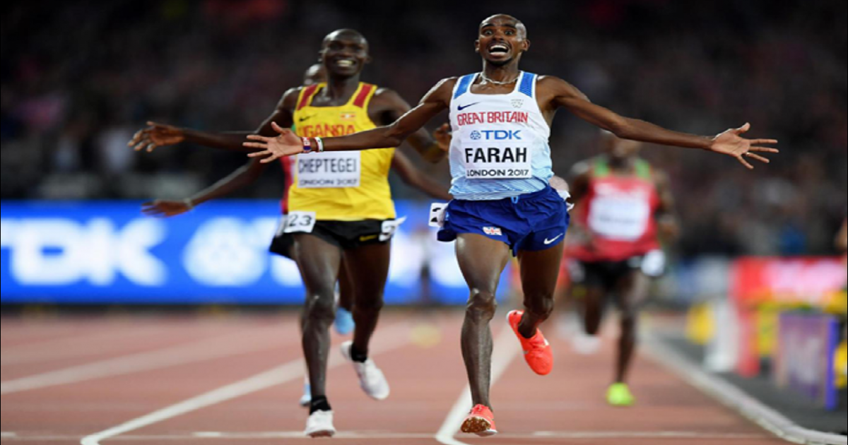 Unbeatable: The Amazing Mo Farah Wins the 10,000 at 2017 Worlds,