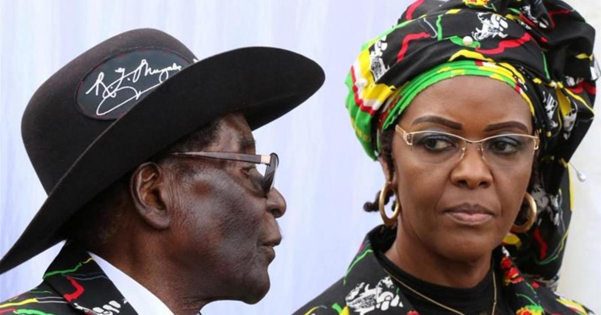 Grace Mugabe back in Zimbabwe after assault claims
