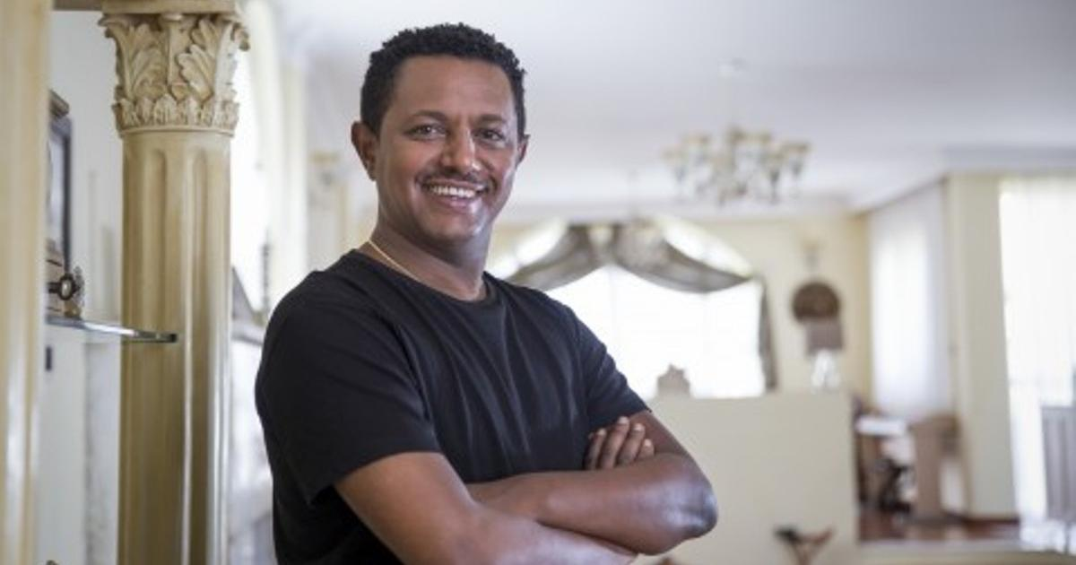 Teddy afro - more than a singer