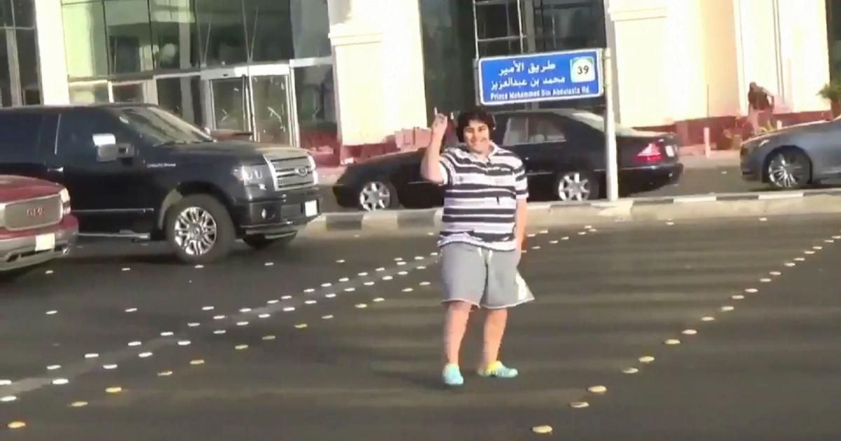 Boy arrested in Saudi Arabia for dancing in street f...